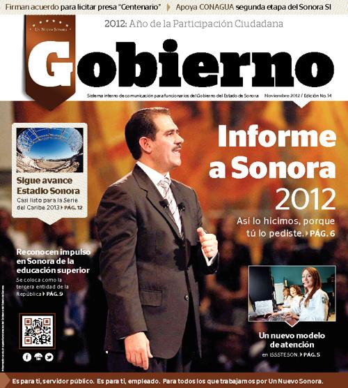 Gobierno Sonora No. 14