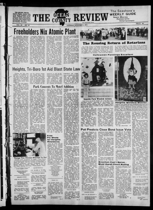 Review November 1972