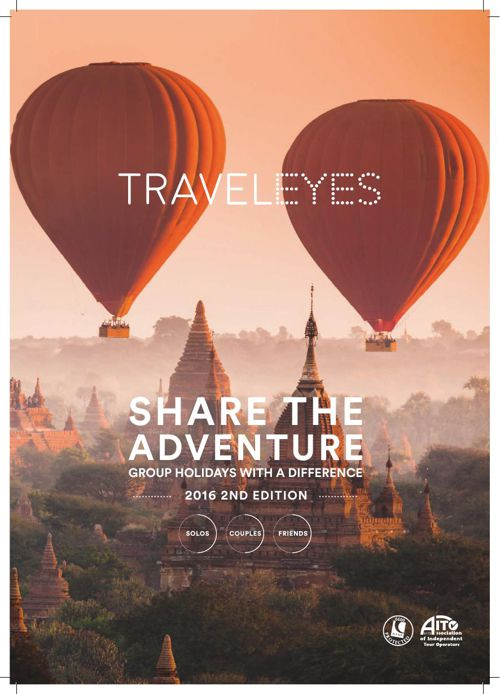 Traveleyes brochure: 2016 2nd edition