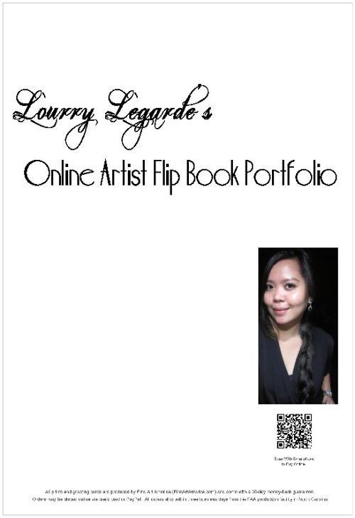Lourry Legarde's Online Art Catalog