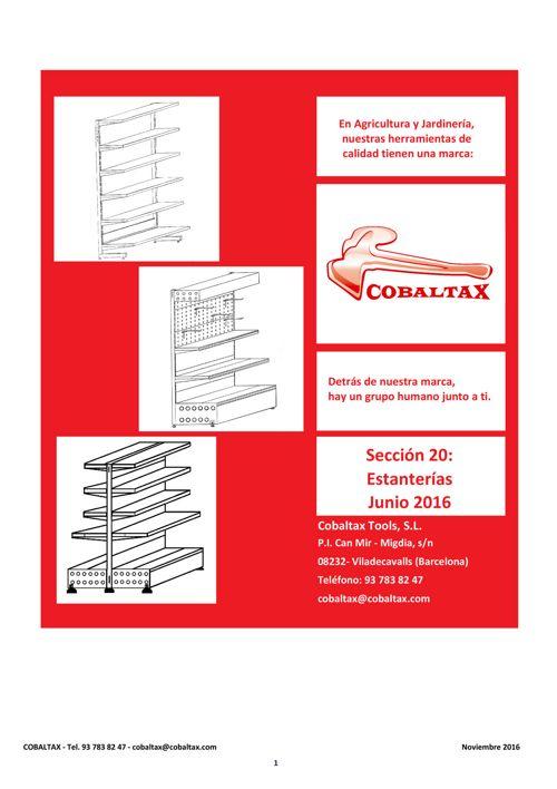 Cobaltax Nov-2016 20 Estanterías