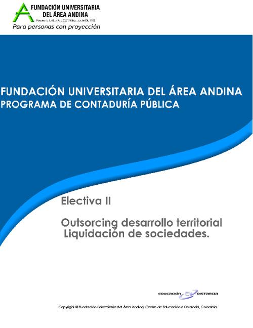 Electiva II Liquidacion de Sociedades