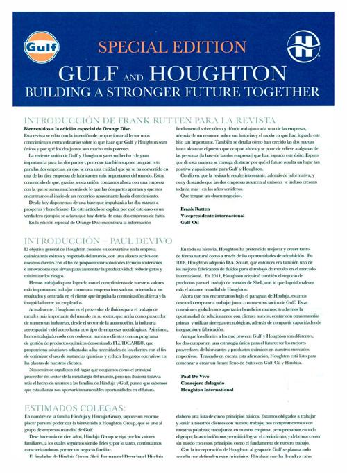 Gulf and Houghton