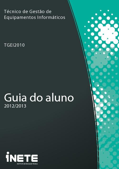 Guia do Aluno 2012/2013 - TGEI2010