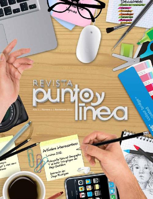 Revista Punto y Linea