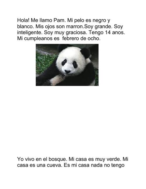 Pam El Panda
