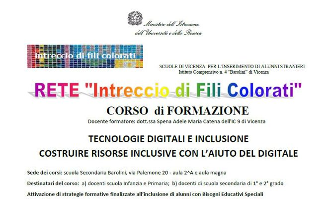 TECNOLOGIE DIGITALI E INCLUSIONE