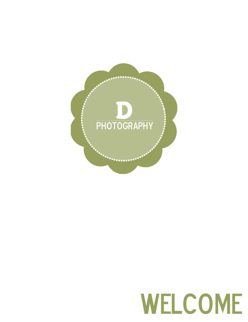 D Photography Welcome Packet