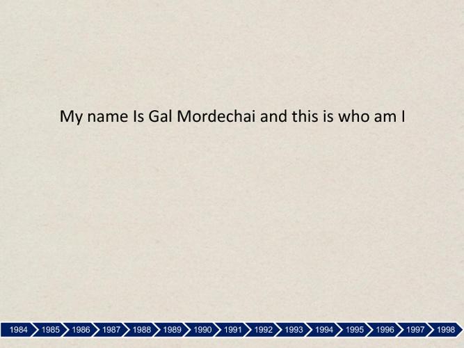 Gal Mordechai