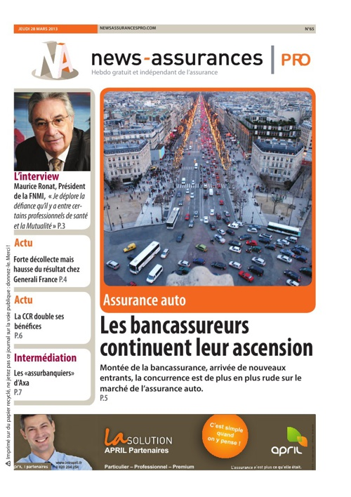 News Assurances Pro - Edition 65
