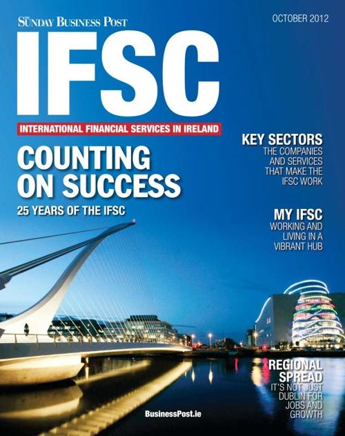 IFSC October 2012