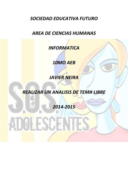 SOCIEDAD EDUCATIVA FUTURO