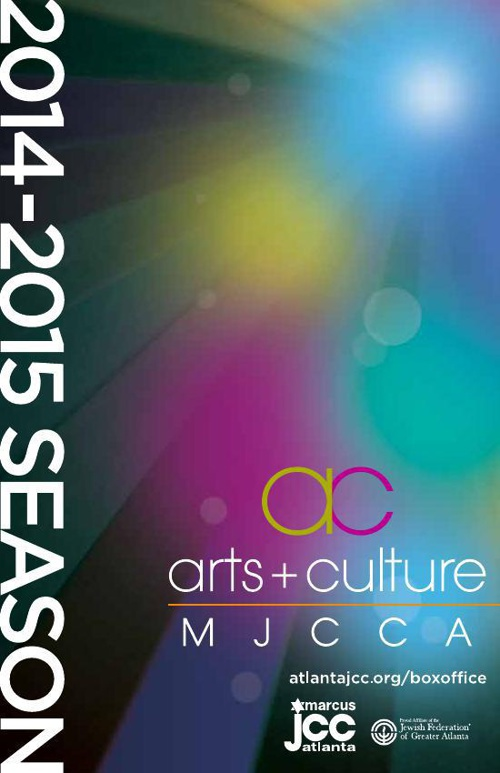 MJCCA | Arts & Culture 2014-2015 Season