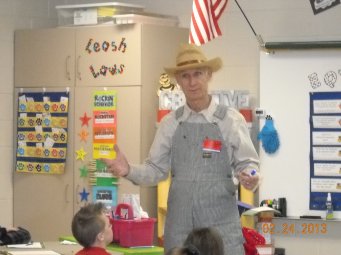3rd Grade: An Inferencing Investigation