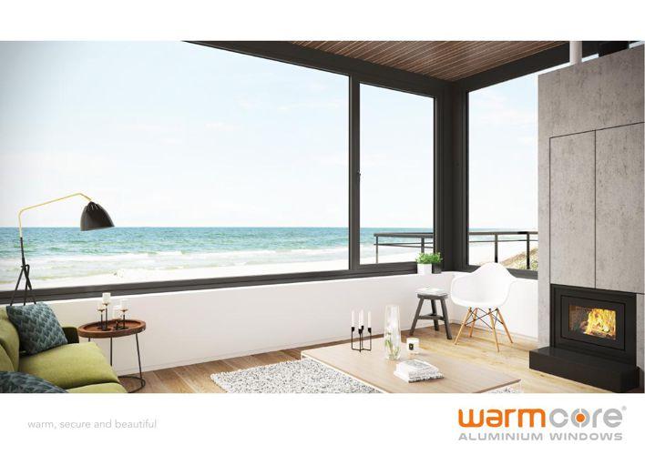 WarmCore windows retail brochure