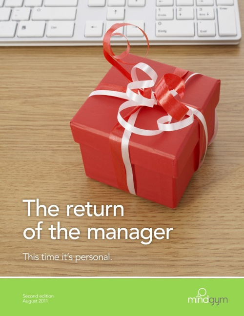 The return of the manager: this time it's personal [US]