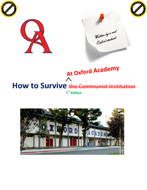 How to Survive at OA