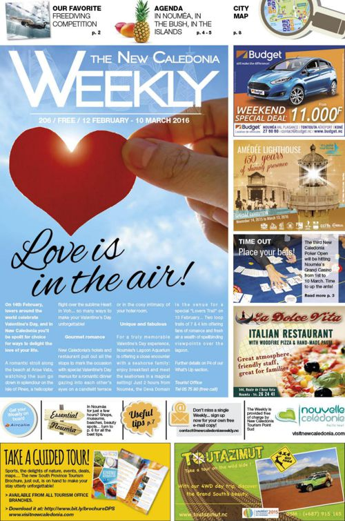 Weekly N°206 12 Feb- 10 march
