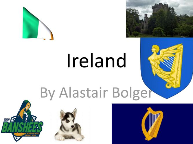 Alastair's Country Project