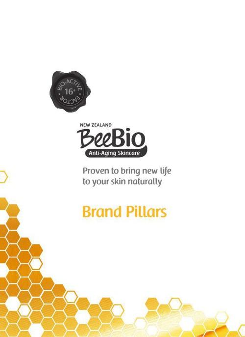 BeeBio Brand Pillars