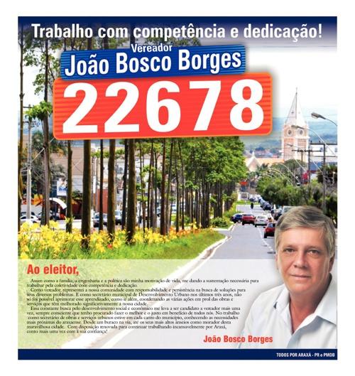João Bosco Borges 22.678