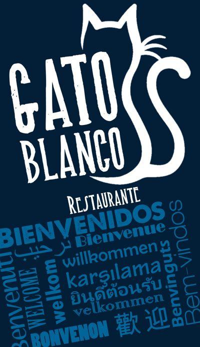 Menú Gato Blanco Restaurante