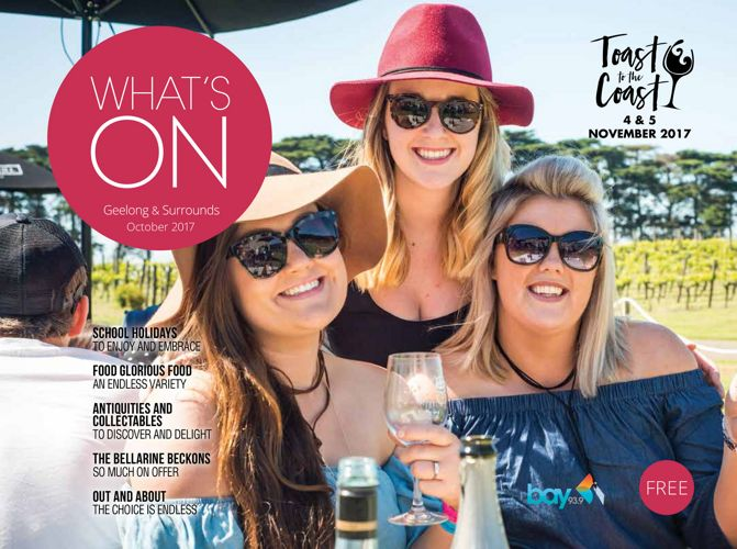 What's On In Geelong - October 2017