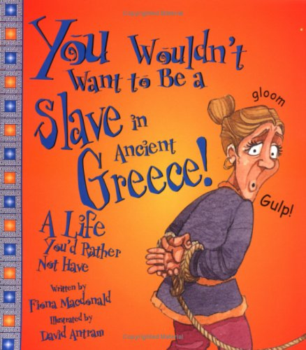 Copy of You Would Want to (Greece)