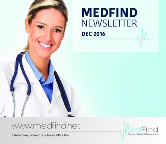 Medfind Newsletter-Dec 2016