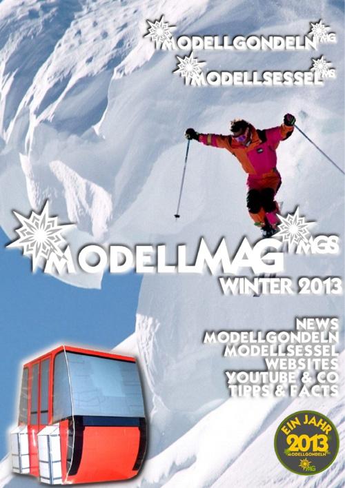 ModellMAG Winter 2013