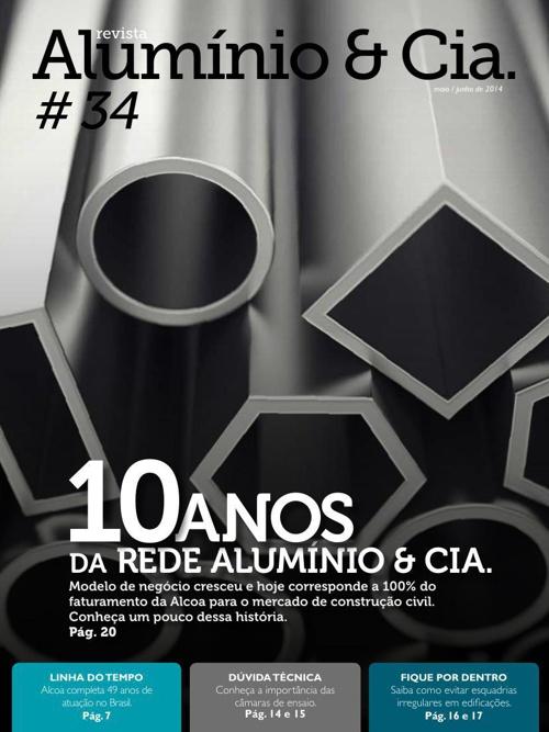 Revista Alumínio & Cia. #34