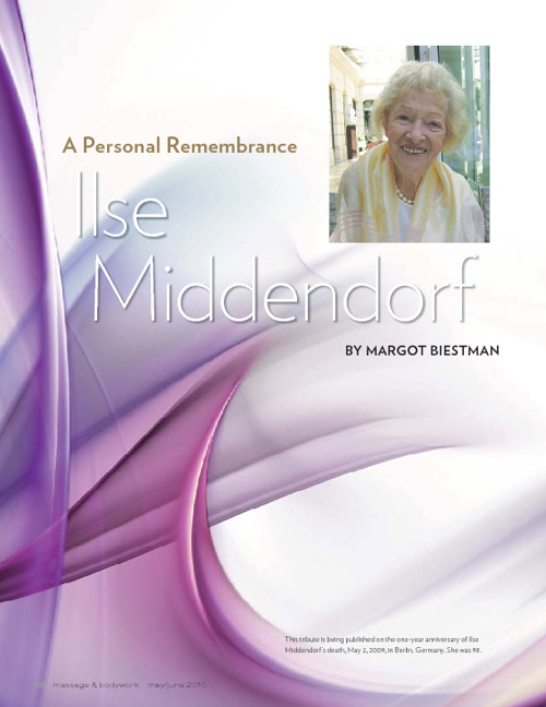 Ilse Middendorf