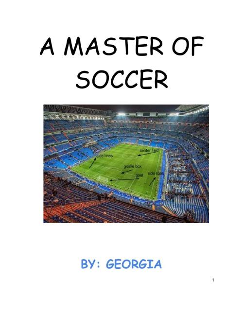 Master of Soccer
