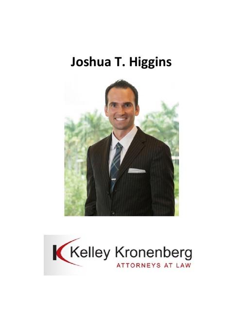 Joshua Higgins
