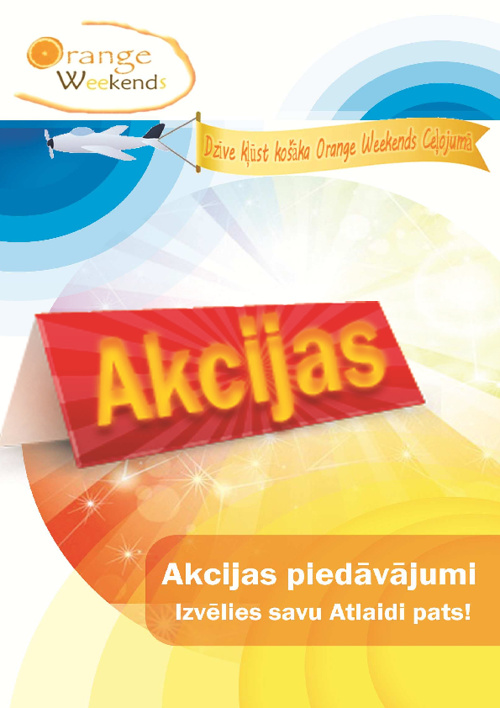 Copy of Orange Weekends_AKCIJAS