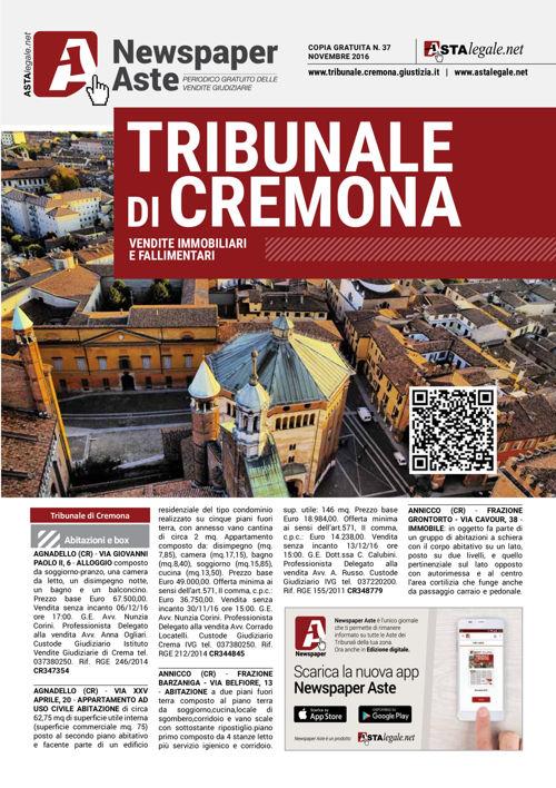 Cremona novembre 2016