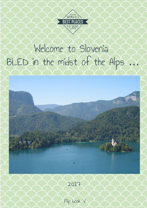 Bled, the Slovenian pearl