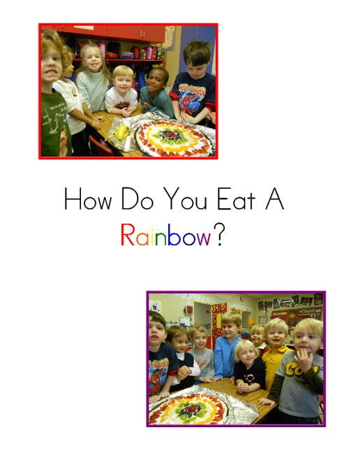 How Do You Eat A Rainbow?