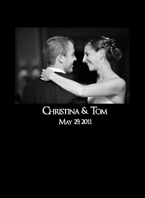 Christina & Tom