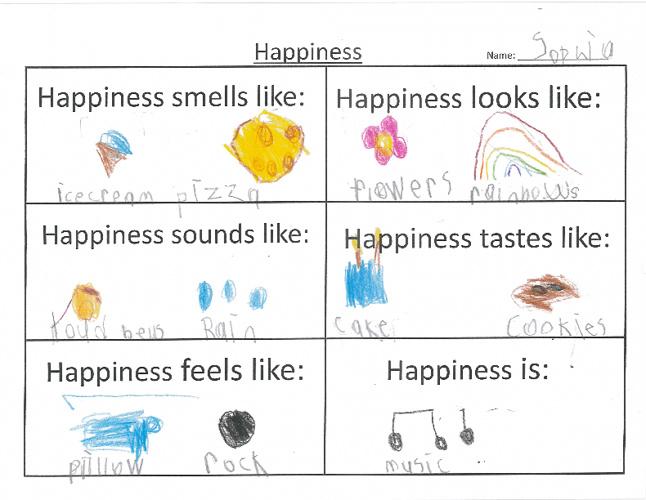 Happiness is (Flipbook #2)