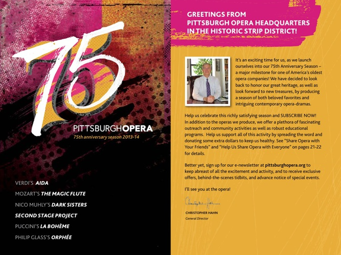 Pittsburgh Opera 2013-14 catalog