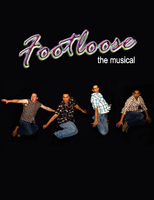 Footloose Playbill