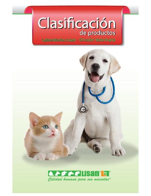 Clasificación de producto vet
