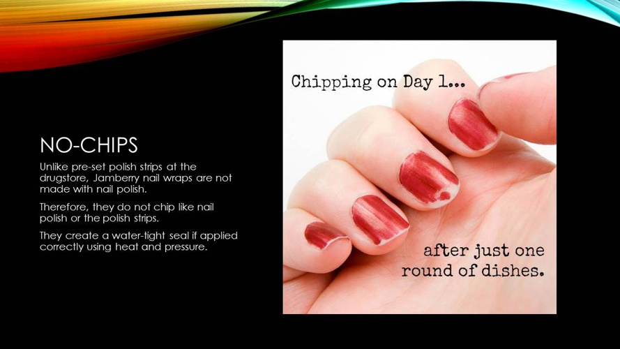 Jamberry Product Overview