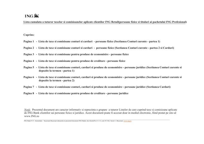 taxe_comisioane - INGBANK