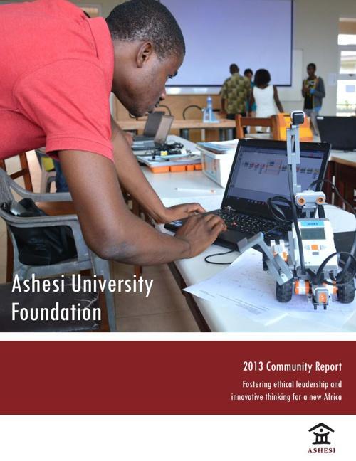 2013 Community Report