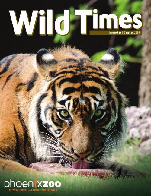 Wild Times September / October 2015