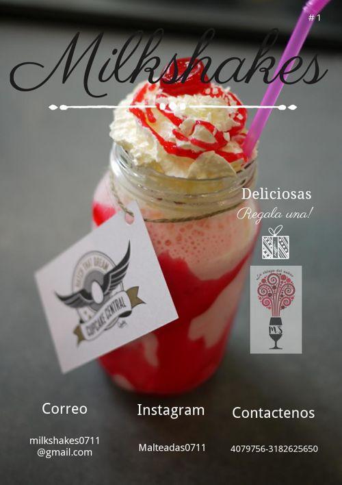 Milkshakes empresa