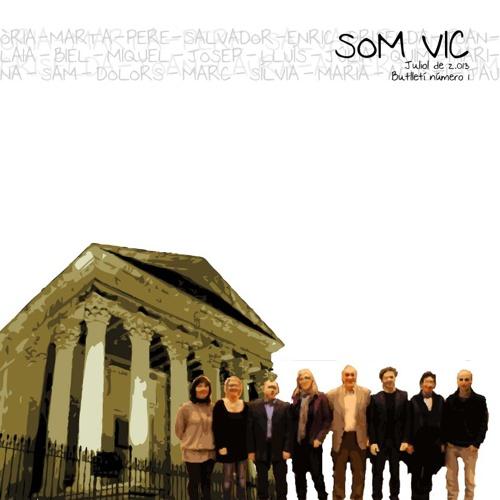 SOM VIC - Plantilla número 1