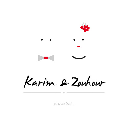 Invitation karim&zouhour